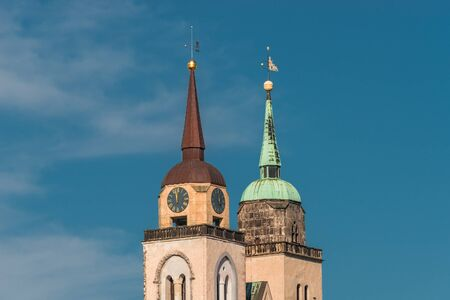 Church of Saint Jochannis, Jochanniskirche, Magdeburg, Germany, 2014 photo