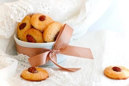 Biscuit aux amandes Banque d'images - 20654545