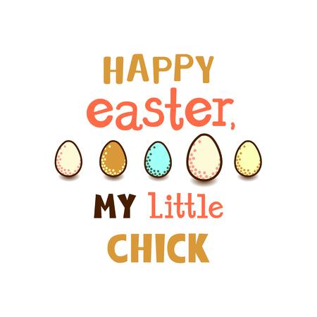 greetings card: Easter greetings card