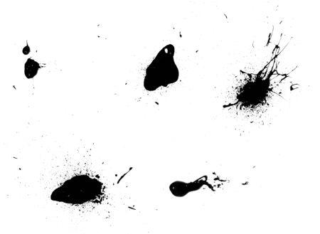 blobs: blobs of paint