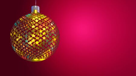 bauble: christmas bauble Stock Photo