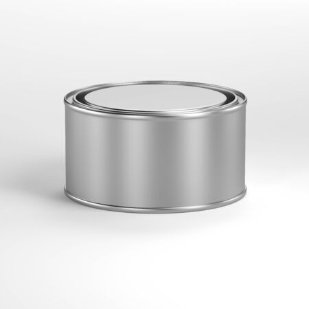 paint can: alumium small can for paint