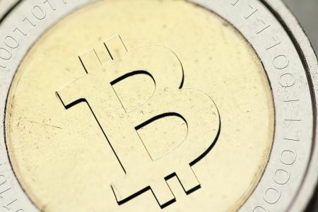 bitcoin Stock Photo - 21761494