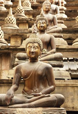 Boeddha in lotushouding