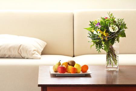 woonkamer stilleven