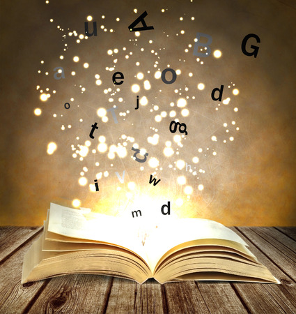 magic book photo