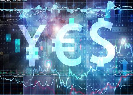 signos de pesos: concepto de divisas