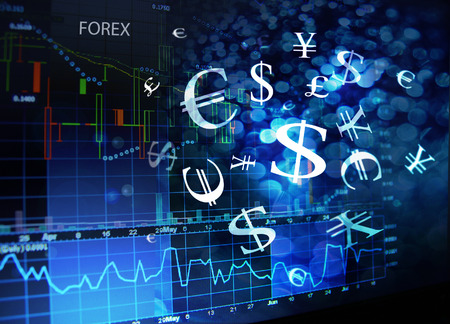 foreign trade: forex screen