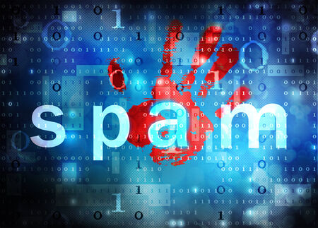 anti social: spam