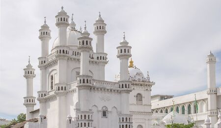 colombo: devatagaha mosque in colombo