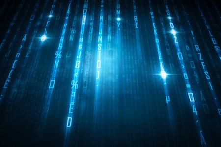 data stream: computer data stream
