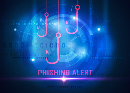 phishing computer gegevens te stelen
