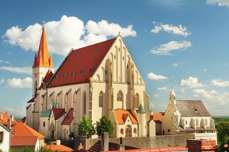 czech tourist town
