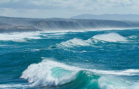 big waves: big waves in ocean