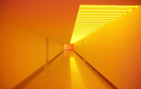 yellow passaga interior