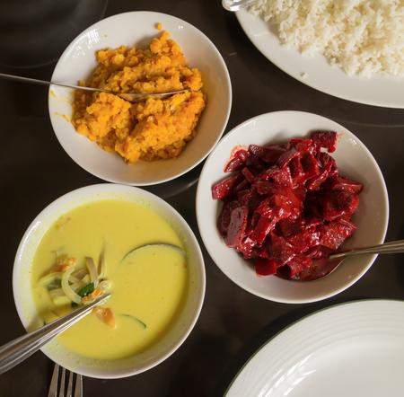 indian food. Standard-Bild