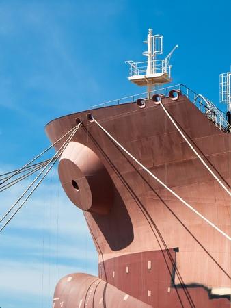 shiprepair:  new boat in the shipyard