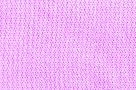 Lilac abstract close-up fabric texture background. Copyspace for text.
