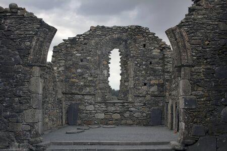 Middeleeuws klooster Glendalough