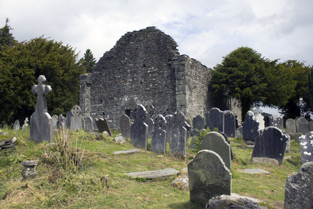 Glendalough, Irish monastery