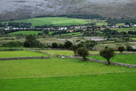 burren area Ireland Stock Photo
