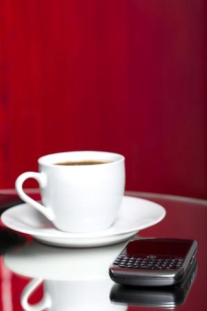 coffee break Stock Photo - 12410660