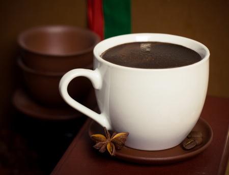 anisetree: dark coffee