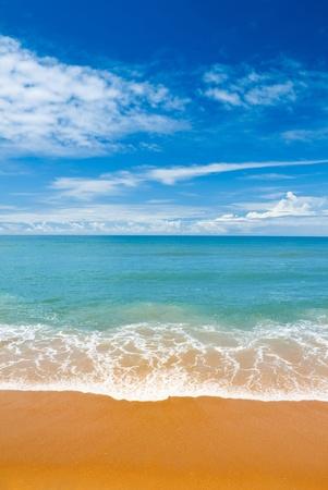 lanka: Indian ocean at Sri-Lanka