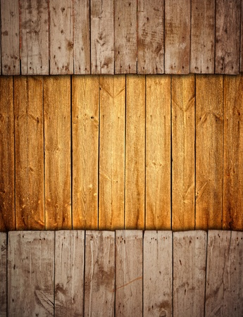 boarded: boarded up old wooden fence with copy-space
