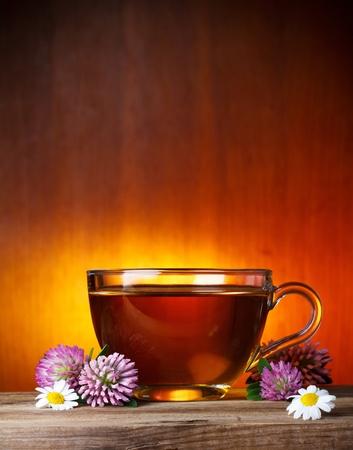 tannin: herbal tea
