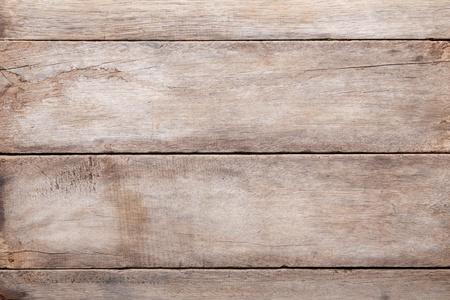 trompo de madera: Resistido fondo de la tabla de madera, vista desde arriba Foto de archivo