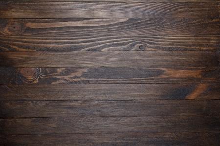 Holztisch Hintergrund Ansicht von oben