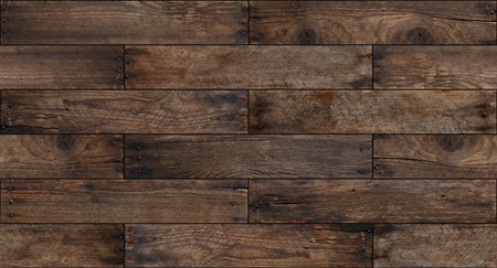 horizontal: Seamless aged wood