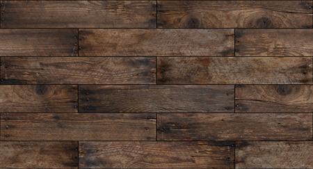 horizontální: Seamless ve věku dřevo Reklamní fotografie