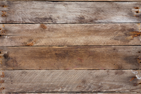 Vintage weathered wooden background Imagens