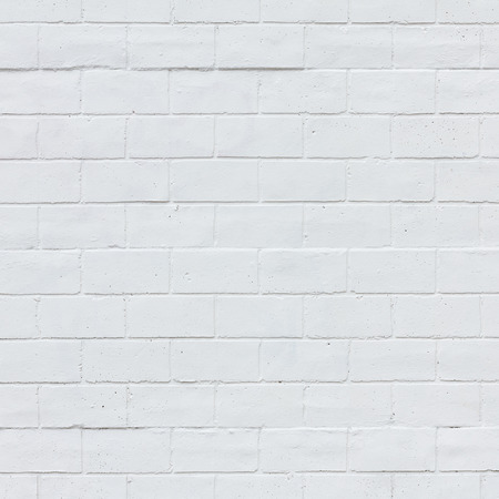 interior wallpaper: White brick wall texture background