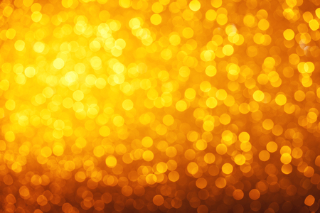 party background: Party soft warm bright golden lights bokeh background