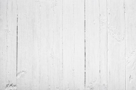 Oude wit geschilderde houtstructuur achtergrond