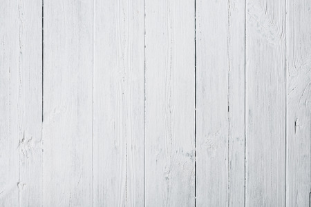 painted background: Vintage white painted wood texture background Stock Photo