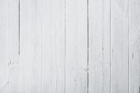 Fondo di legno di struttura dipinto bianco d'annata