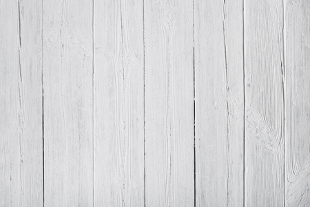 wood panel: White wood texture background Stock Photo