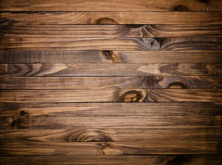 rough: Wooden background of thin planks