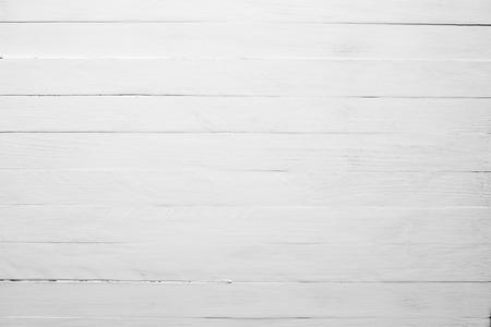 Biały drewna tekstury tła