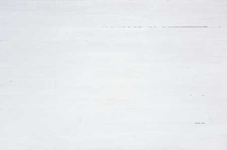 Painted white wooden planks background