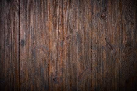 Dark old wooden planks table texture background top view Фото со стока - 74997106
