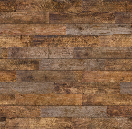 Rustic seamless wood texture. Vintage naturally weathered hardwood planks seamless wooden floor background, sharp and highly detailed.