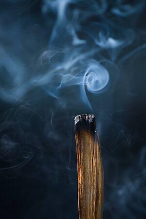 Palo Santo, holy tree stick burning