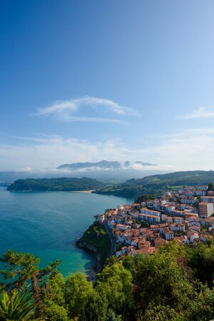 Lastres, small coastal village in Asturias, northern Spain, Europe
