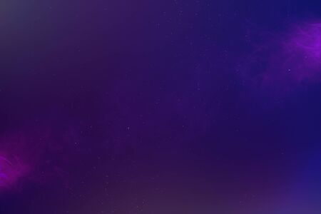 Abstract space galaxy background with shiny stars