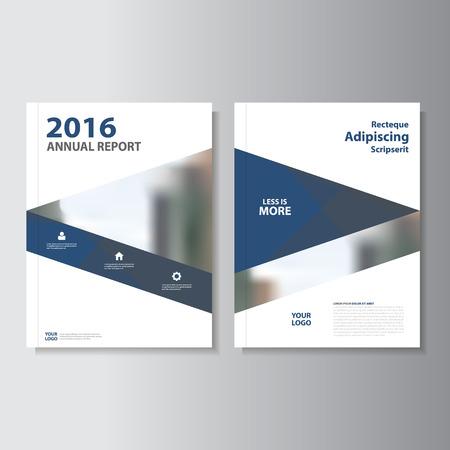Violet Vector rapport annuel Dépliant Brochure Flyer conception de modèle, conception couverture du livre de mise en page, Résumé des modèles de présentation gris Vecteurs